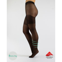SUPPORT CURVY PLUS SIZE TIGHTS - 40 DEN
