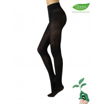 OPAQUE TIGHTS MADE OF RECYCLED QNOVA YARN - 80 DEN