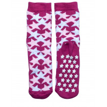 NON SKID SOCKS WITH STARS